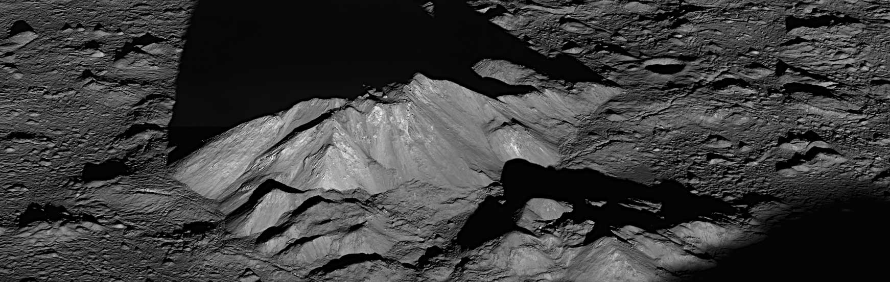 Background: LRO Mountains