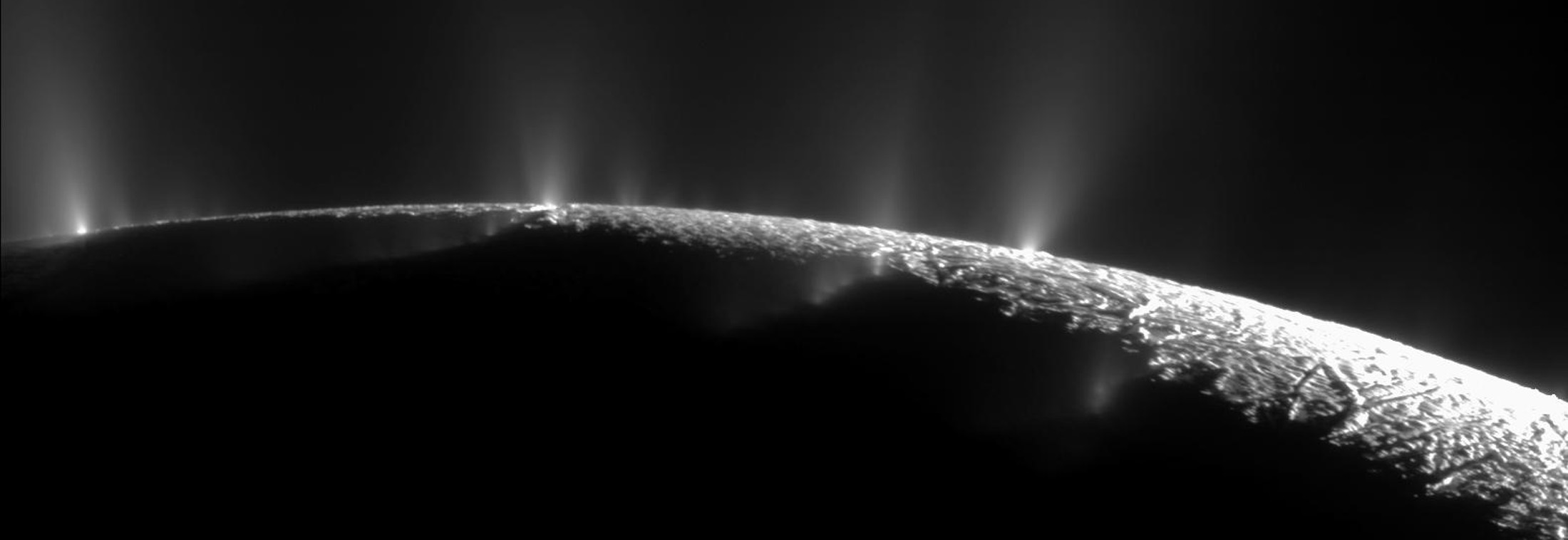 Background: Enceladus Plumes
